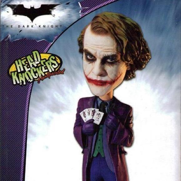 Heath Ledger Joker Bobble Head